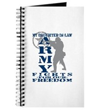 Dghtr-in-Law Fights Freedom - ARMY Journal
