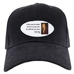 Thomas Paine 6 Black Cap
