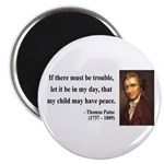 Thomas Paine 6 Magnet