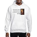 Thomas Paine 6 Hooded Sweatshirt