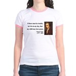 Thomas Paine 6 Jr. Ringer T-Shirt