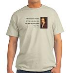 Thomas Paine 6 Light T-Shirt