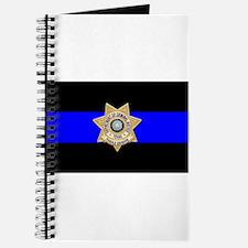 TDCJ Parole Thin Blue Line Journal