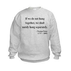Thomas Paine 7 Sweatshirt
