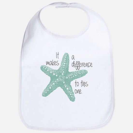 Makes a Difference Bib