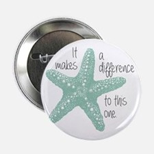 """Makes A Difference 2.25"""" Button"""
