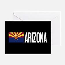 Arizona: Arizonan Flag & Arizona Greeting Card
