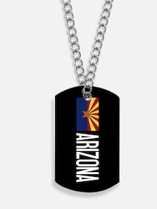Arizona: Arizonan Flag & Arizona Dog Tags