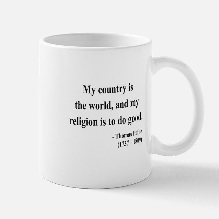 Thomas Paine 8 Mug