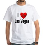 I Love Las Vegas White T-Shirt
