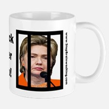 Lock Her Up Mug
