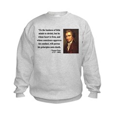 Thomas Paine 9 Sweatshirt