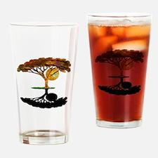 SHADOW Drinking Glass