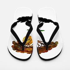 SHADOW Flip Flops