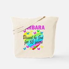 65TH CHRISTIAN Tote Bag