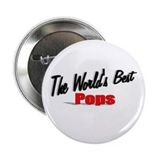 """""""The World's Best Pops"""" 2.25"""" Button"""