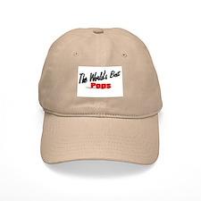 """""""The World's Best Pops"""" Baseball Cap"""