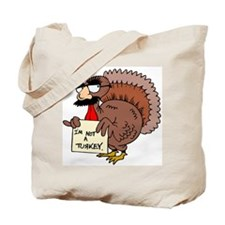 Cute Gobble gobble day Tote Bag