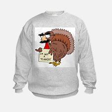 Cute Kids thanksgiving Sweatshirt