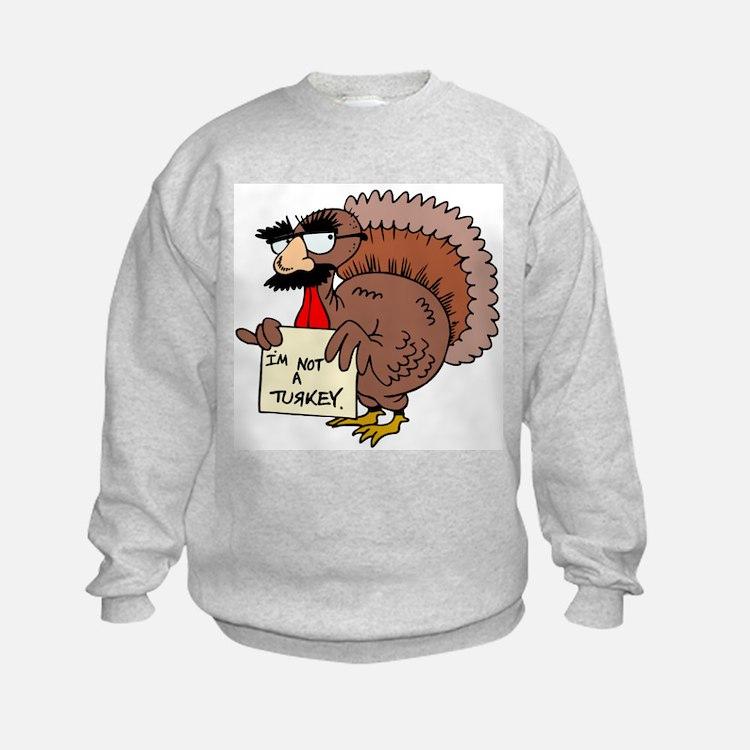 Cute Thanksgiving Sweatshirt