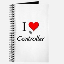 I Love My Controller Journal