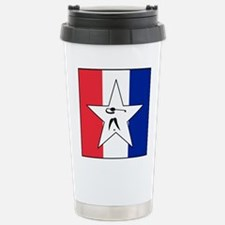 Team Golf Americana Travel Mug
