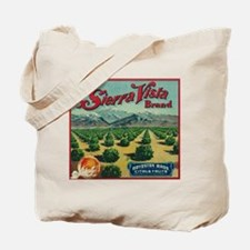 Porterville, CA - Sierra Vista Brand Citrus Tote B