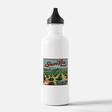Porterville, CA - Sierra Vista Brand Citrus Water