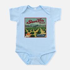 Porterville, CA - Sierra Vista Brand Citrus Body S