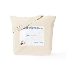 Hypnobirth Advocacy Tote Bag