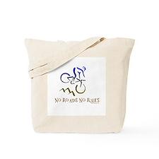 NO ROADS NO RULES Tote Bag