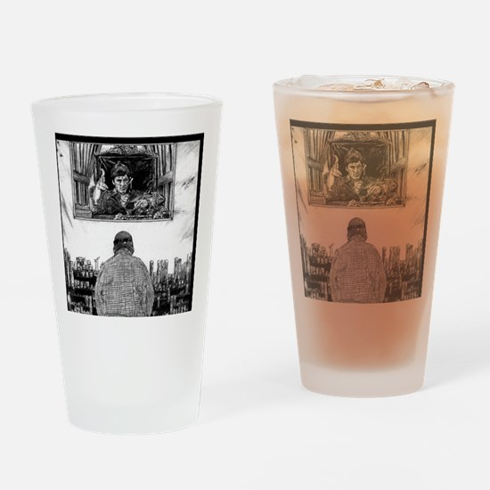 Cool Scarface Drinking Glass