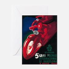 Barcelona - 5 Gran Premio International Motorcycle