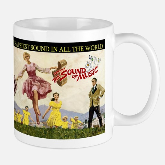 Sound Of Music Mug
