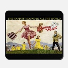 Sound Of Music Mousepad