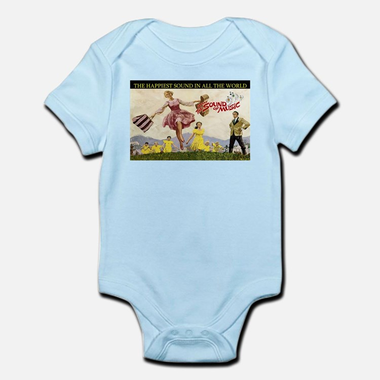 Sound Of Music Infant Bodysuit