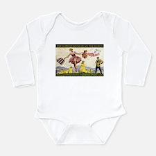 Sound Of Music Long Sleeve Infant Bodysuit