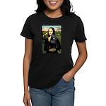 Mona's Schipperke (#5) Women's Dark T-Shirt