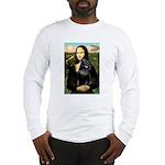 Mona's Schipperke (#5) Long Sleeve T-Shirt