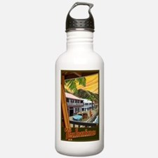 Lahaina, Hawaii Water Bottle