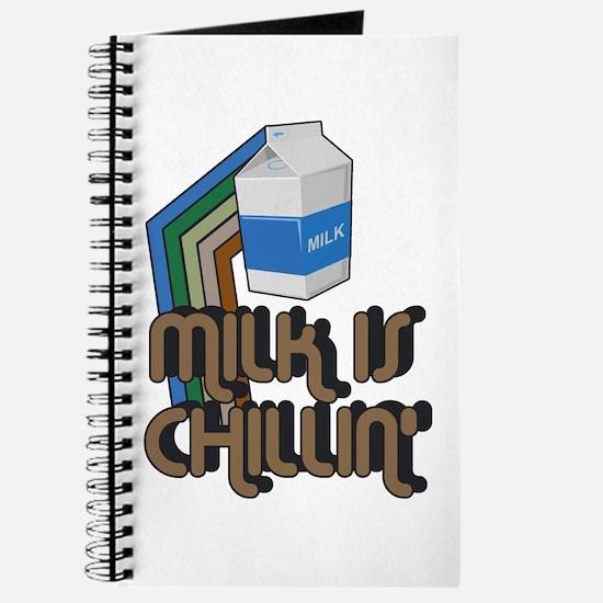 Milk is Chillin' Journal