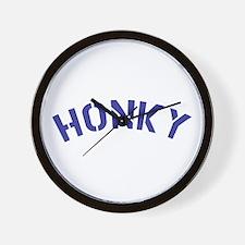 HONKY Wall Clock