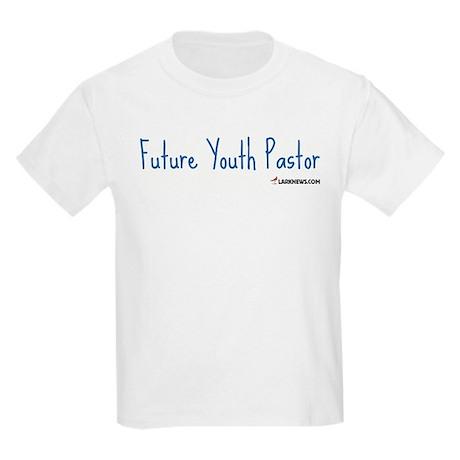 Future Youth Pastor Kids Light T-Shirt