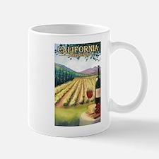 California - Wine Country Mugs
