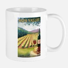 Napa Valley, California - Wine Country Mugs