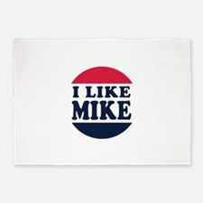 I Like Mike - Mike Pence for Vice P 5'x7'Area Rug