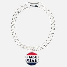 I Like Mike - Mike Pence Charm Bracelet, One Charm