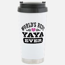 Unique Yaya Travel Mug