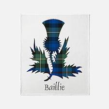 Thistle - Baillie Throw Blanket