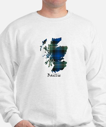 Map - Baillie Sweatshirt